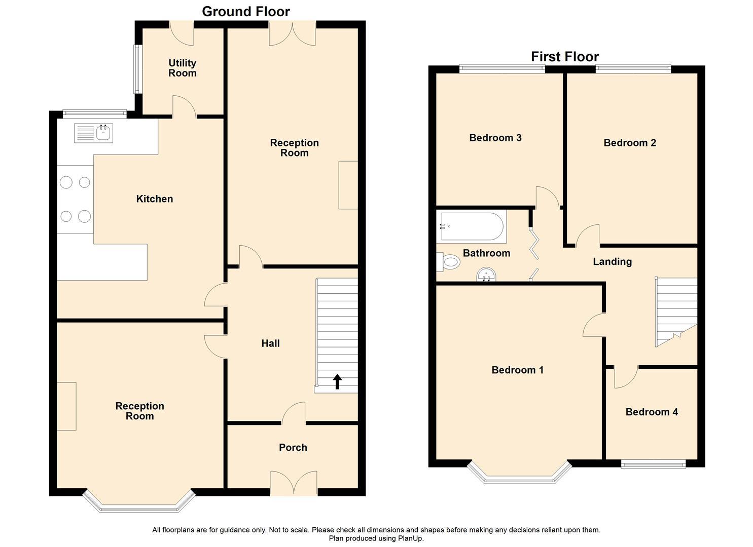 4 Bedroom Semi-detached House For Sale - 5 Glenfyne Road.jpg